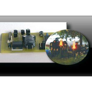 Module Simulatie van flikkeringen, vuur imitatie