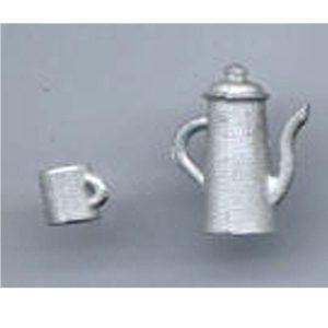 Ozark koffie kan met 4 kopjes