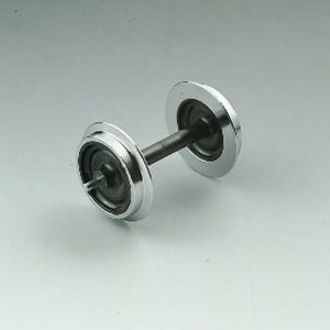 LGB 67419 Metall-Scheibenradsatz