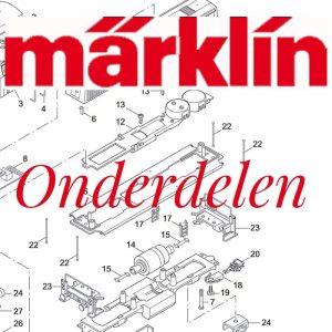 Marklin onderdelen